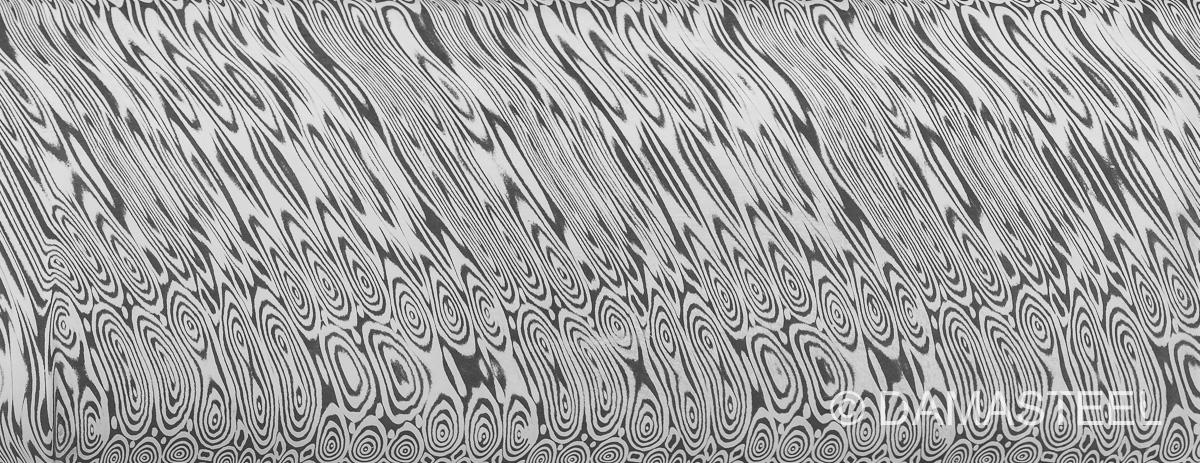 Damasteel Heimskringla pattern