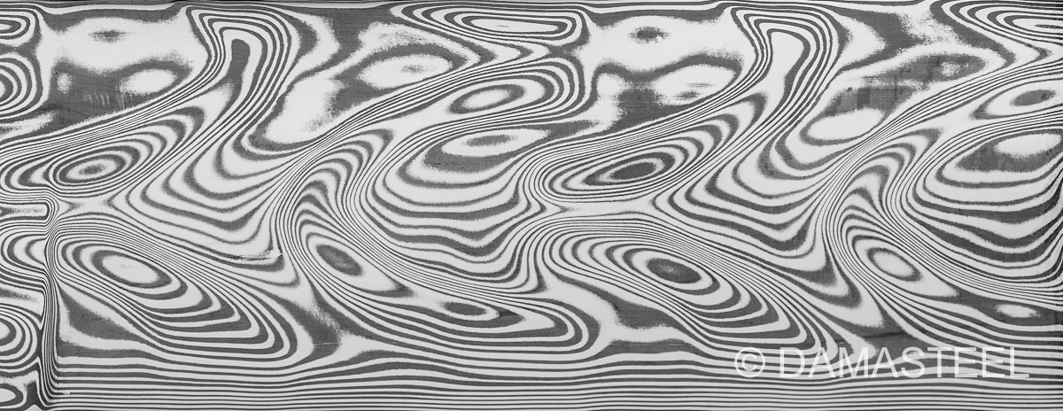 Damasteel Thor pattern