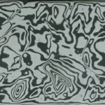 Vinland pattern Damasteel