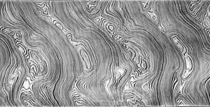 Björkman Twist Damasteel pattern